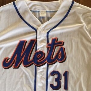 New York Mets Mike Piazza Jersey